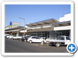 Dalby Shopping World Cunningham Street frontage